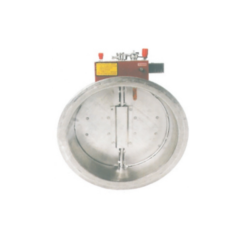 FHF WSDc-FK70°C电动防火阀圆形