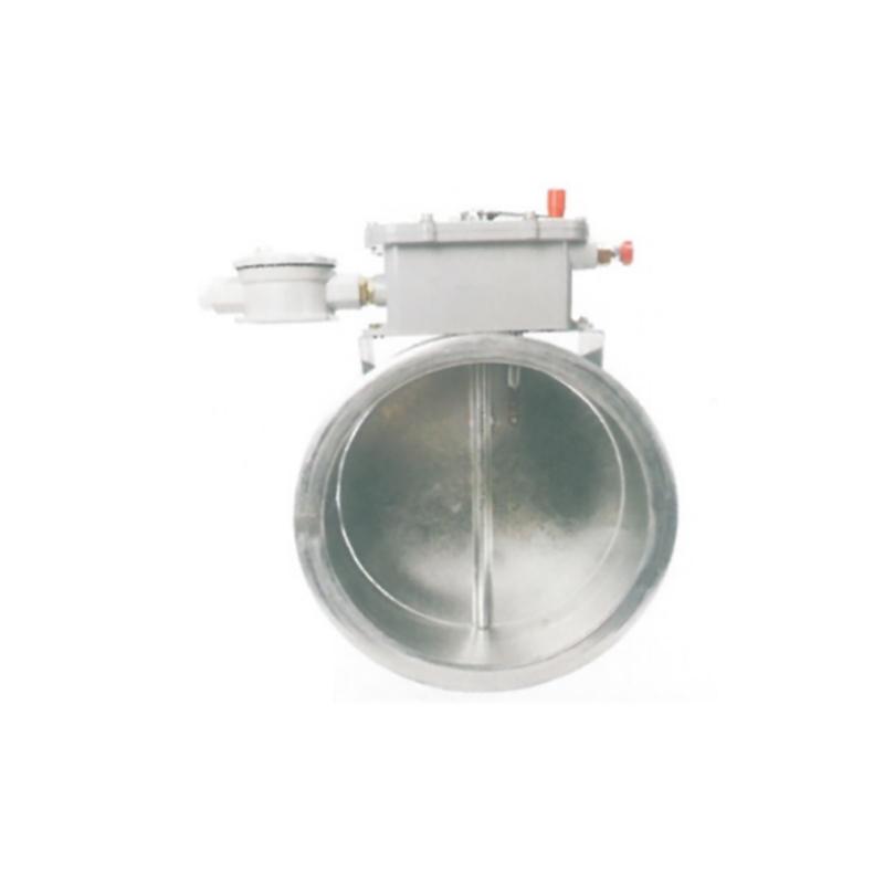 BFP-WSD70°C防爆防火阀圆形