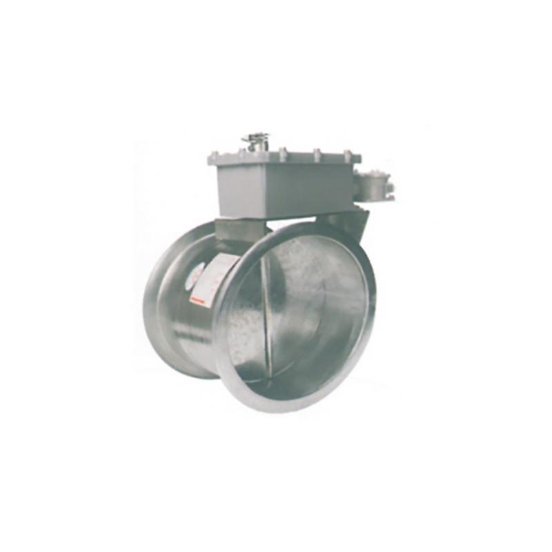 BDF-10F防爆型电动阀(圆形)