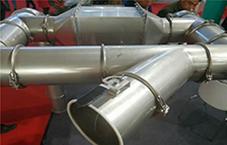 不锈钢通风管道的特性